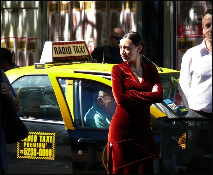 Taxis Is Buenos Aires Safe