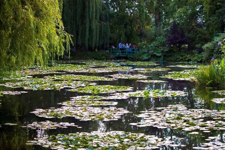 Monet Garden Things to Do in France