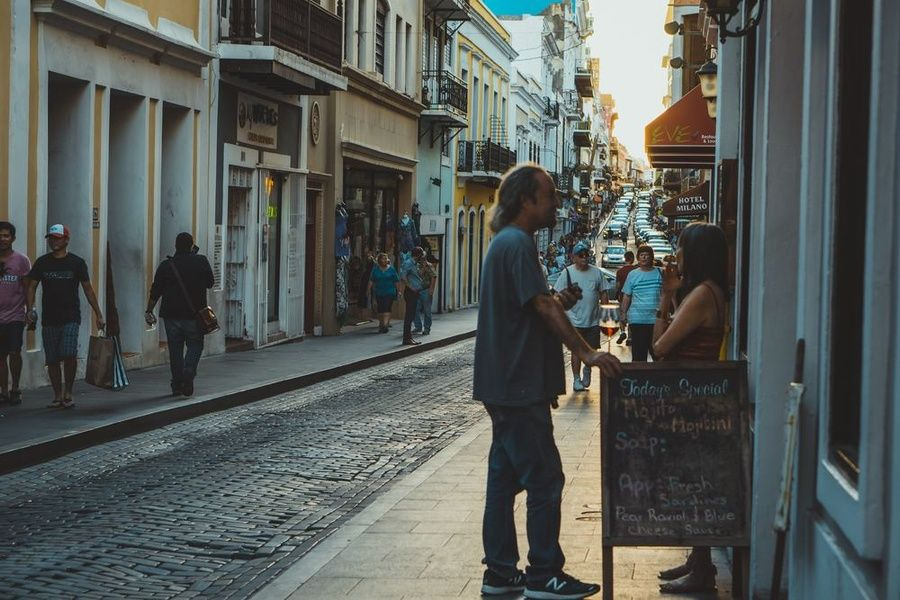 Tourism Travel to Puerto Rico