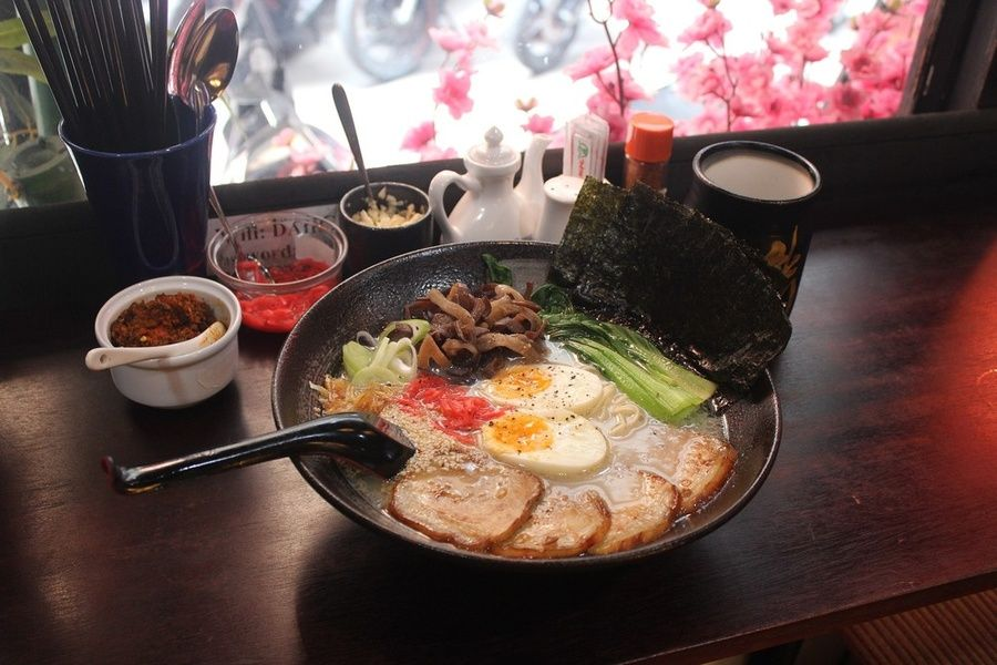 Ramen Must Do in Japan