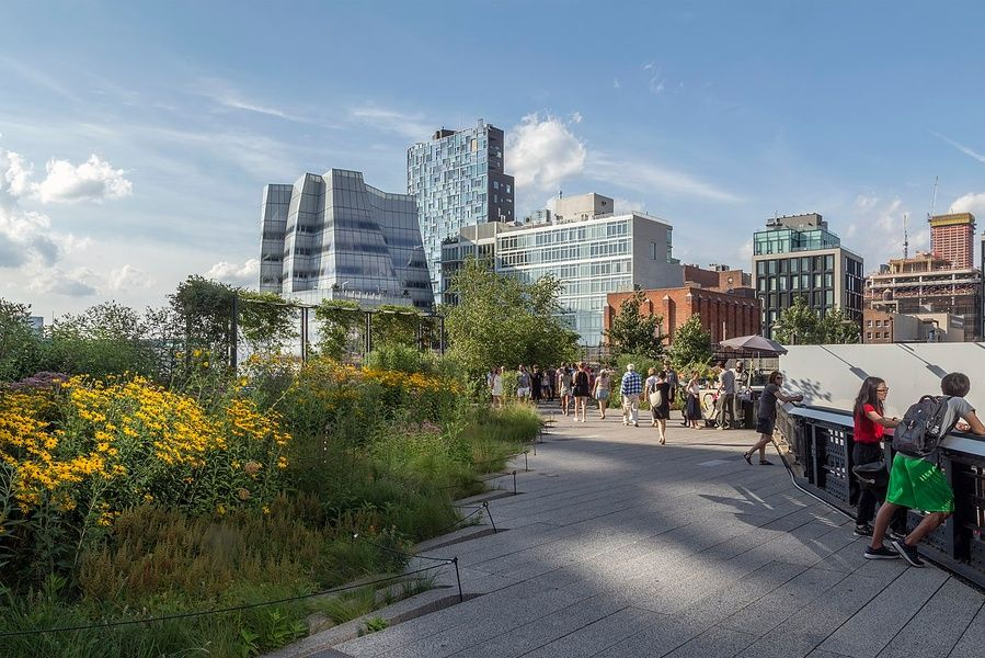 Chelsea Places to Visit in New York City