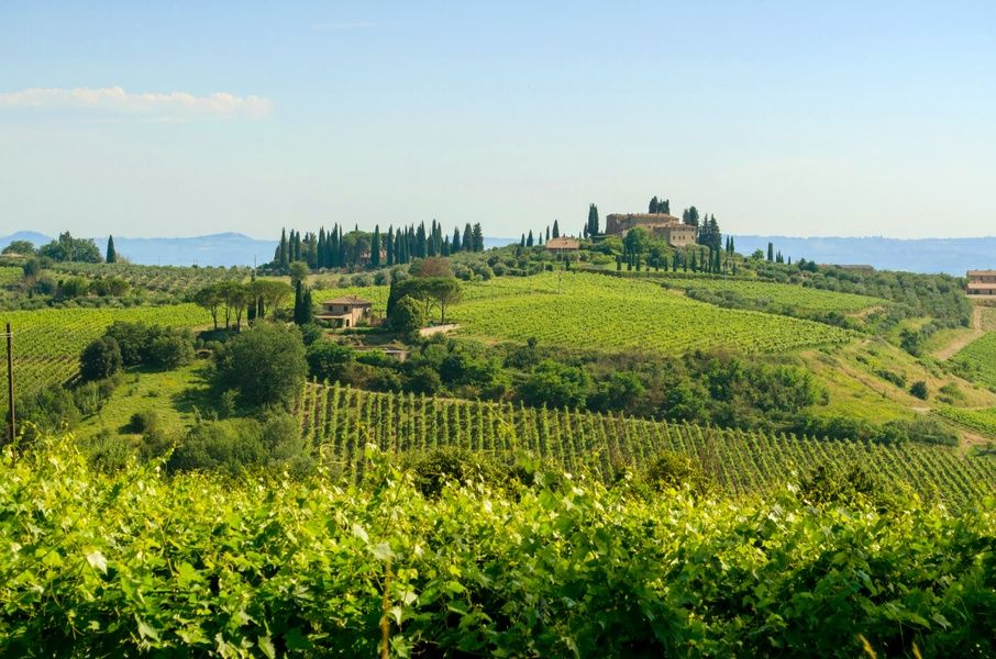 Tuscany Places to Visit in Italy