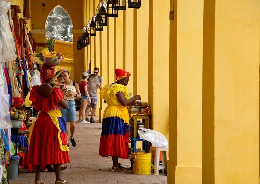 Cartagena Cities to Visit in Colombia
