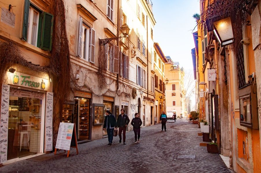 Trastevere Things to Do in Italy