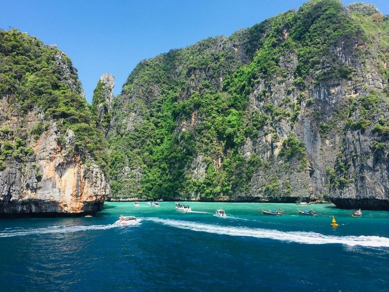 Phi Phi Where to Stay in Thailand