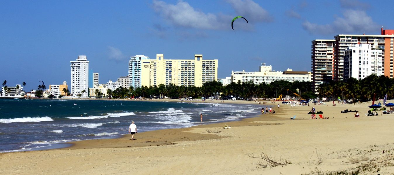 Isla Verde Best Places to Stay in Puerto Rico