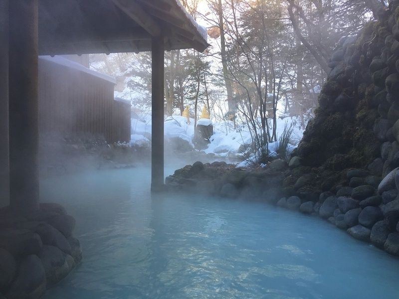 Onsen Must Do in Japan