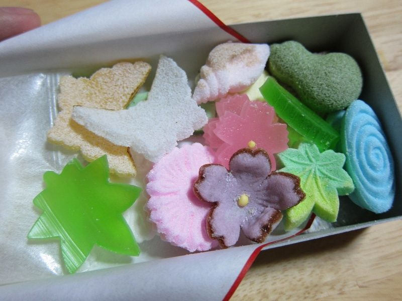 Wagashi Food to Bring Home from Japan
