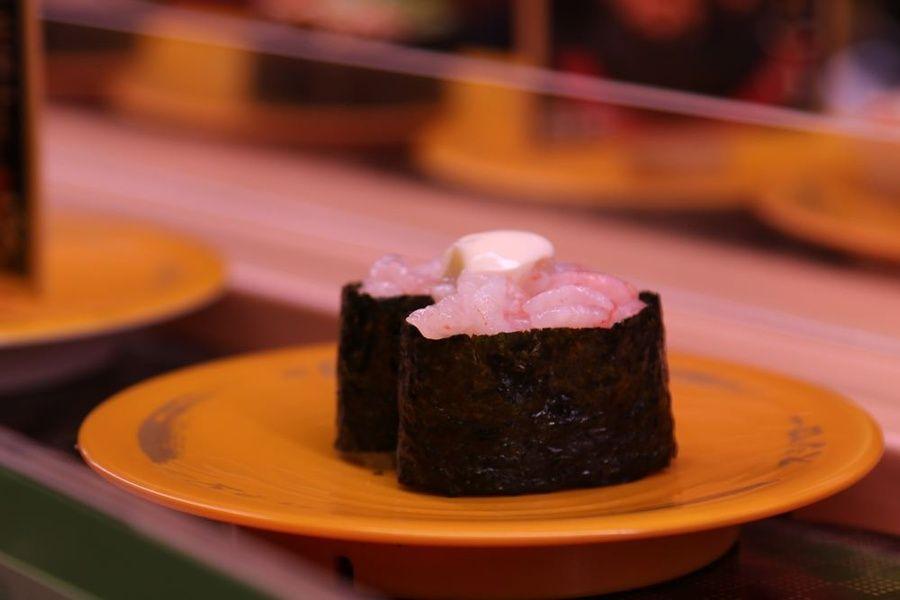 Conveyor Belt Sushi Must Do Japan