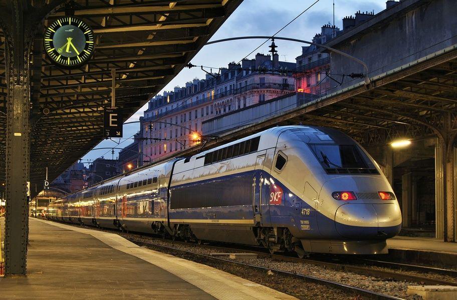 SNCF Transportation in France