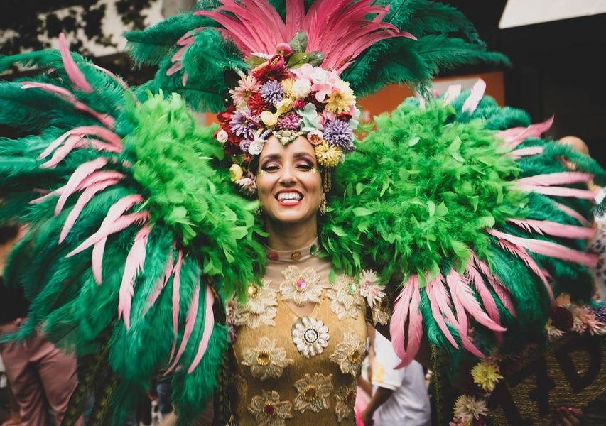 Carnival Barranquilla Colombia