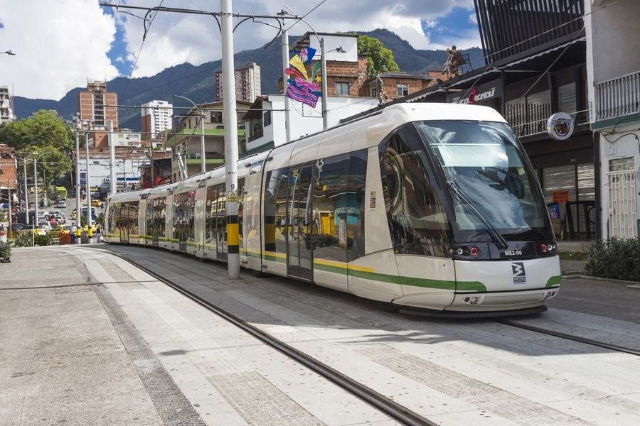 Public Transit Is Medellin Safe