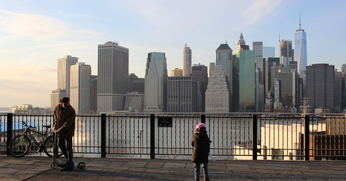 Brooklyn Heights Promenade Places to Visit in New York City