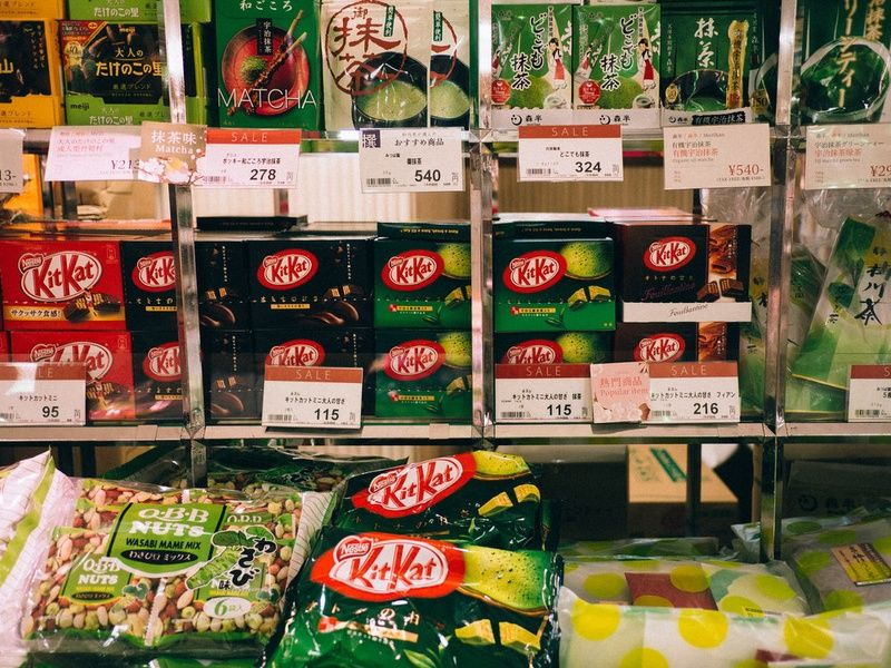 Kit Kats Food to Bring Home from Japan