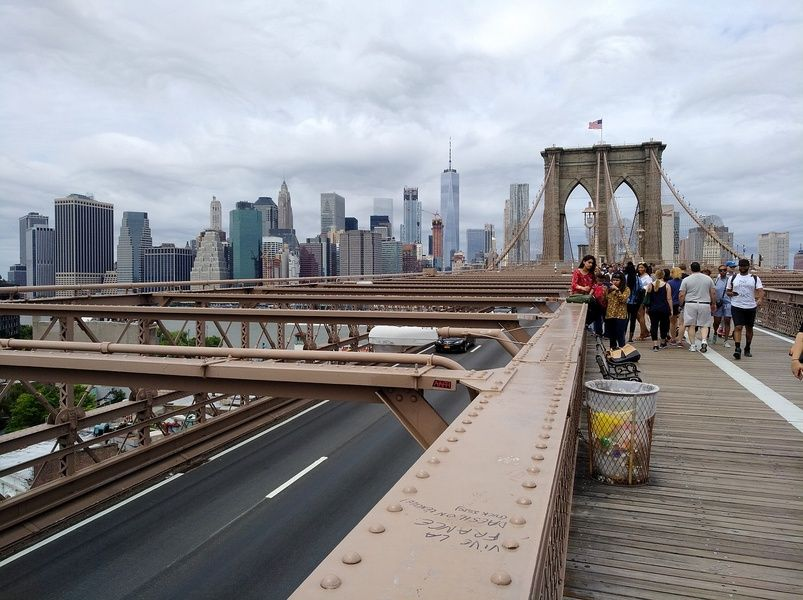 Brooklyn Bridge Places to Visit in New York City