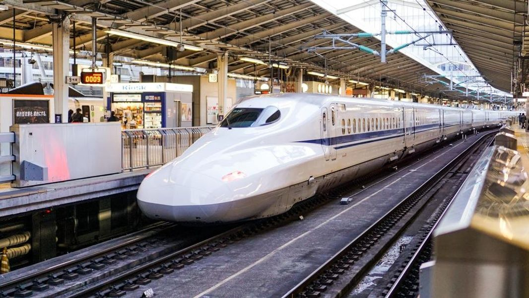 Bullet Train Must Do Japan