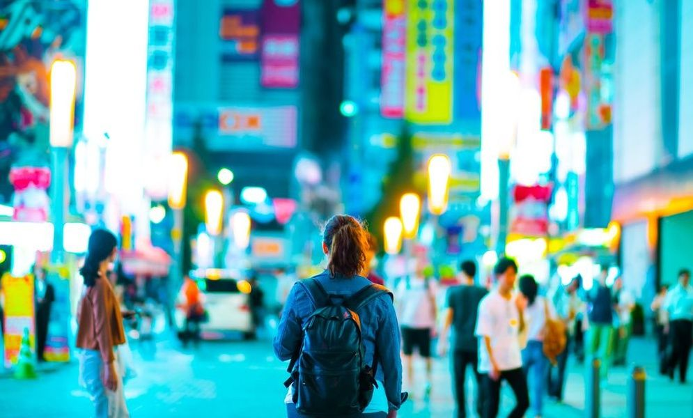 Solo Travel Is Japan Safe