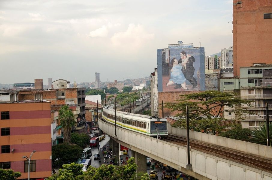 Medellin Metro Colombia Itinerary