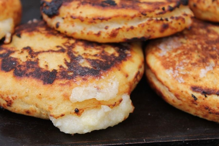 Arepas Colombia Itinerary