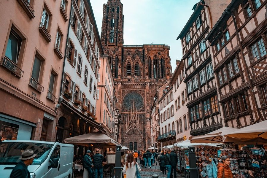Strasbourg Best Cities to Visit in France