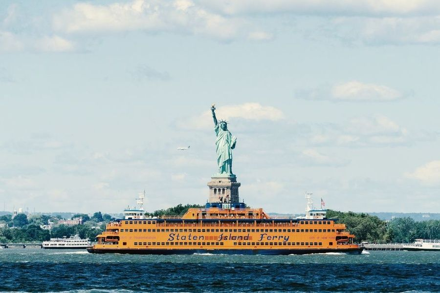 Statue of Liberty New York Attractions