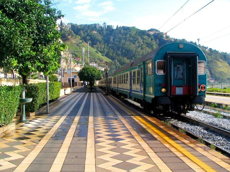 Trenitalia Transportation in Italy