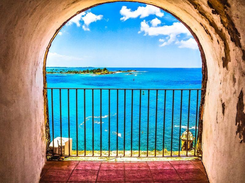 Puerto Rico Itinerary Day 1