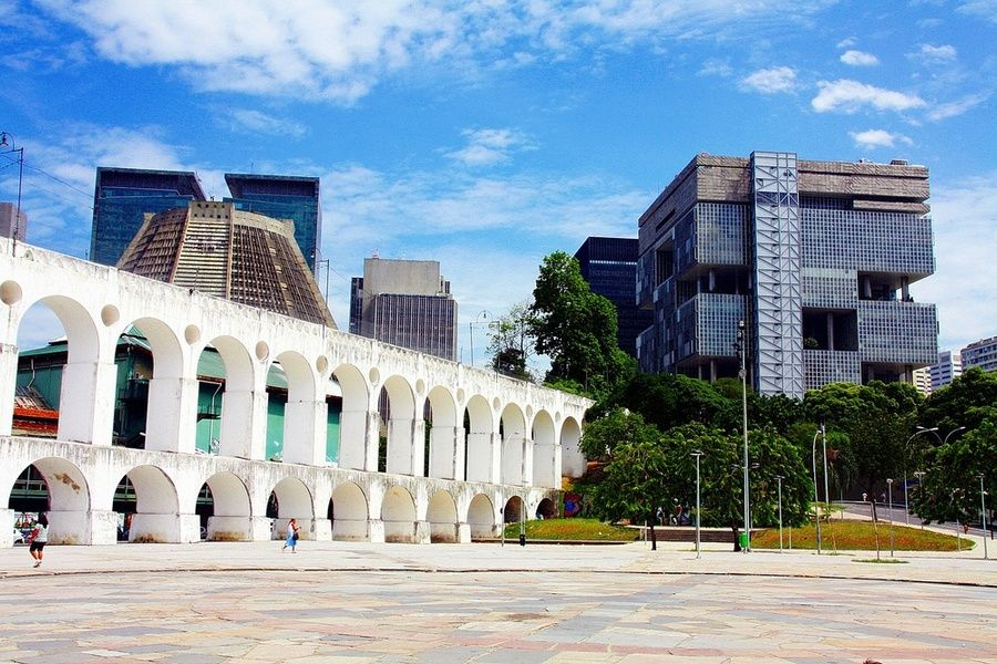 Arcos de Lapas Places to Visit in Rio de Janeiro