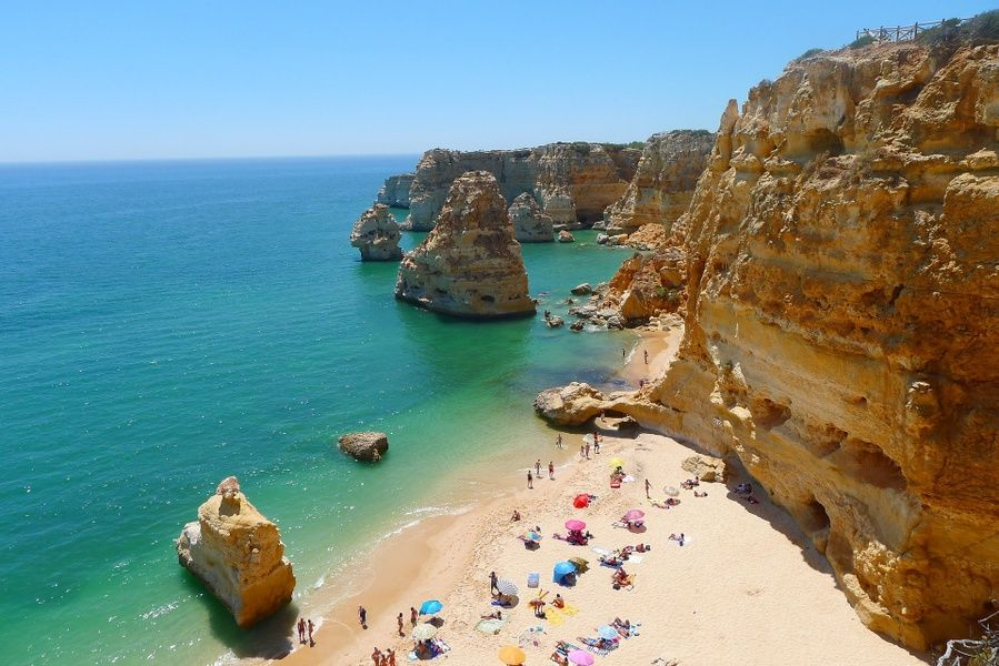 Algarve Is Portugal Safe