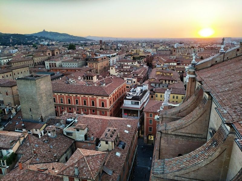 Bologna Where to Stay in Italy