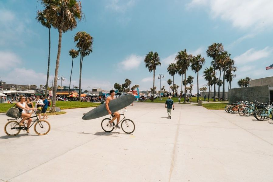 Venice Beach Places to Visit in LA