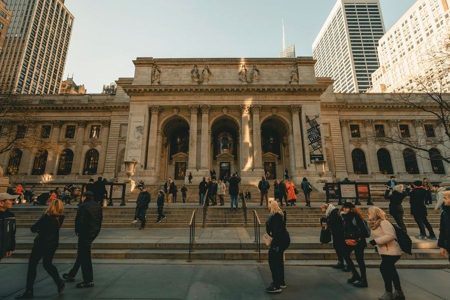New York Public Library New York Attractions