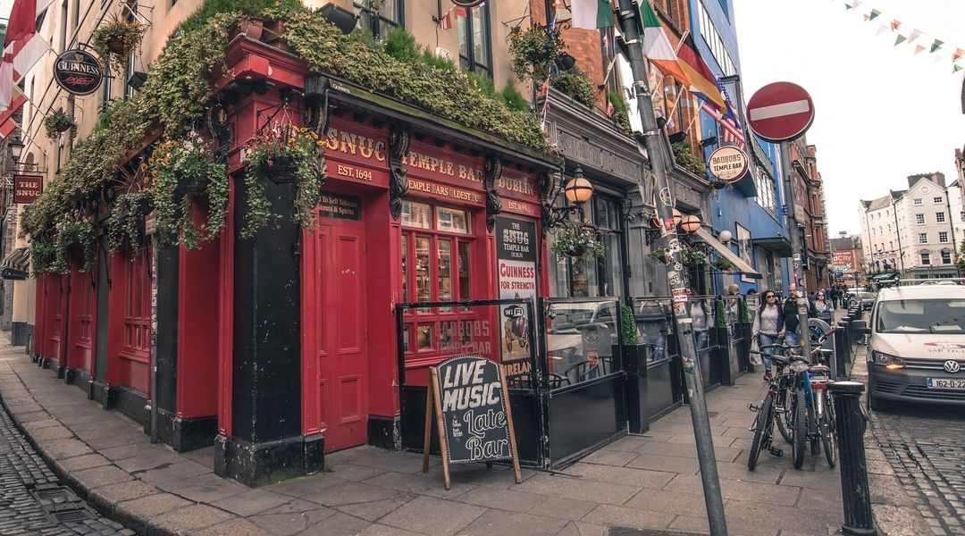 Dublin Best Cities to Visit in Ireland