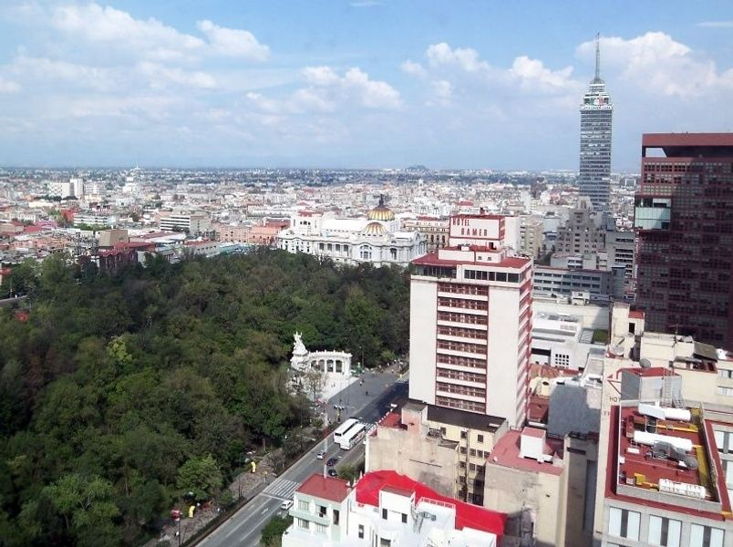 Love A Great View The 8 Best Mexico City Sightseeing Spots