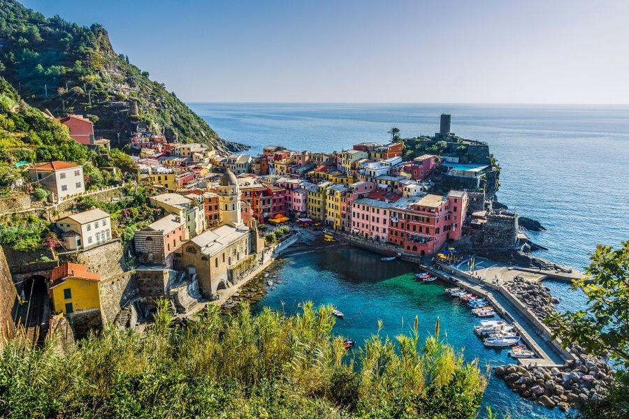 Cinque Terre Where to Stay in Italy