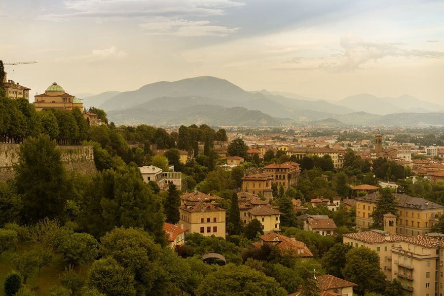Bergamo Where to Stay in Italy