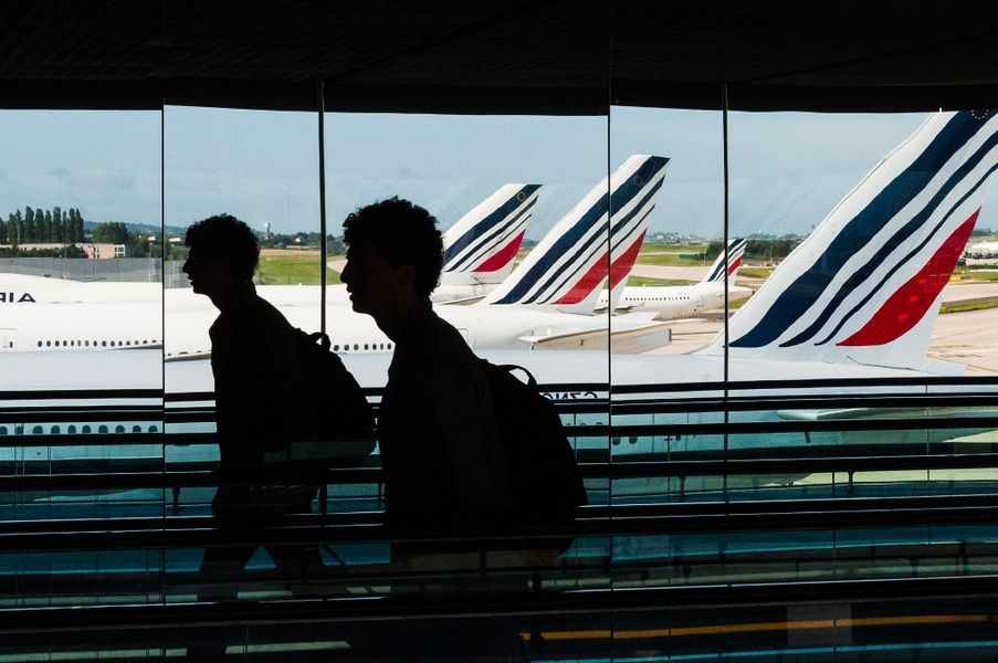 Airports Transportation in France