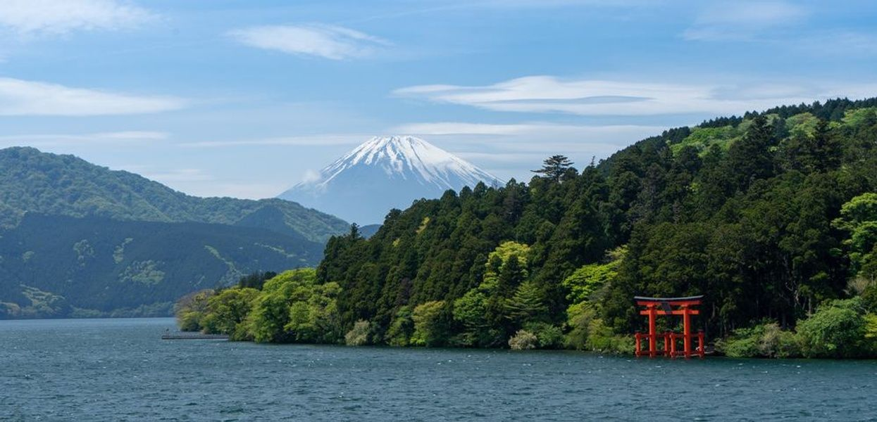 Mount Fuji Must Do Japan