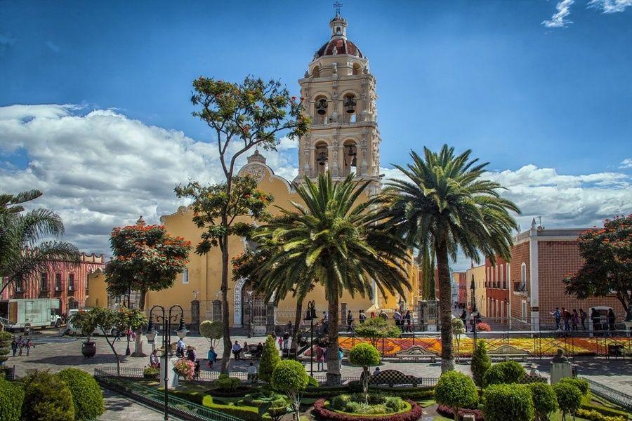 Puebla Mexico City Itinerary