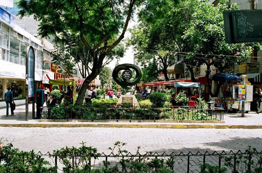 Juarez Best Neighborhoods in Mexico City