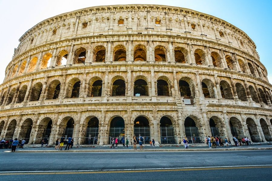The Colosseum Things to Do in Italy