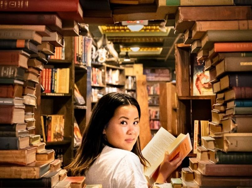 Last Bookstore Places to Visit in LA