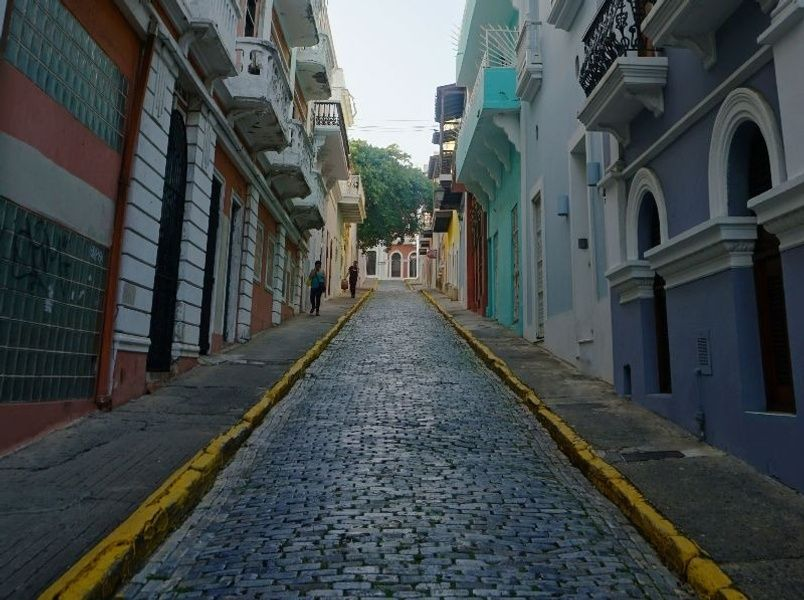 Old San Juan is one of the best places to stay in Puerto Rico