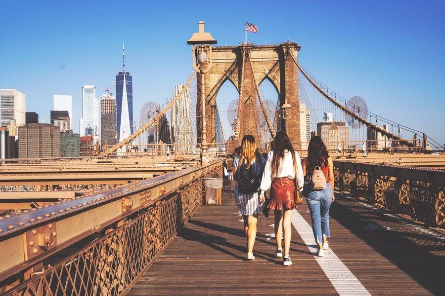 Brooklyn Bridge New York Attractions