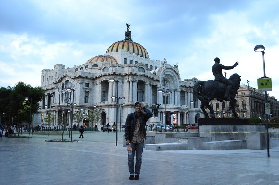 Solo Travel Is Mexico City Safe