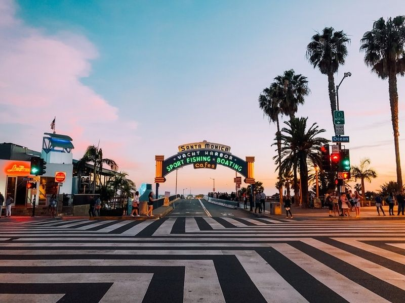 Santa Monica Things to Do in Los Angeles