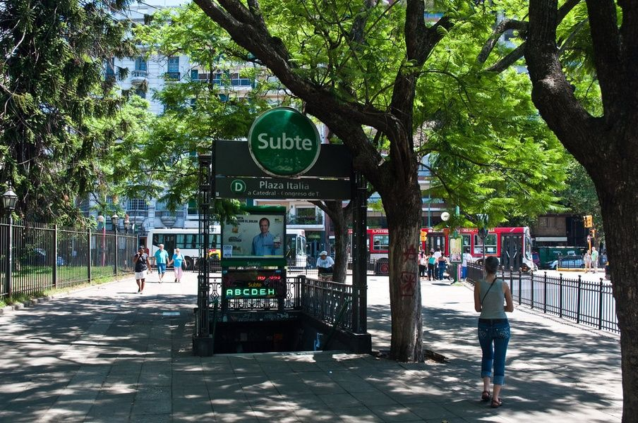 Public transit Is Buenos Aires Safe