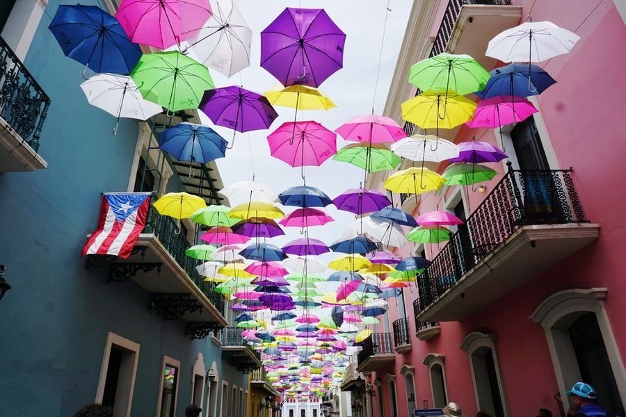 Old San Juan Places to Visit in Puerto Rico
