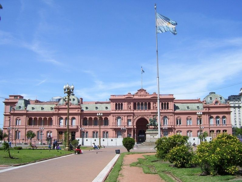 Casa Rosada Is Buenos Aires Safe