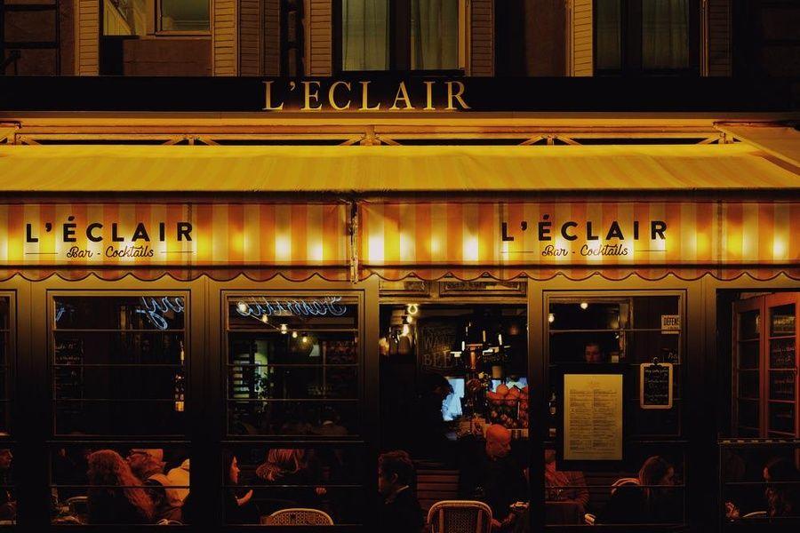 Restaurants Travel to Paris